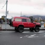 ランクル60_福岡